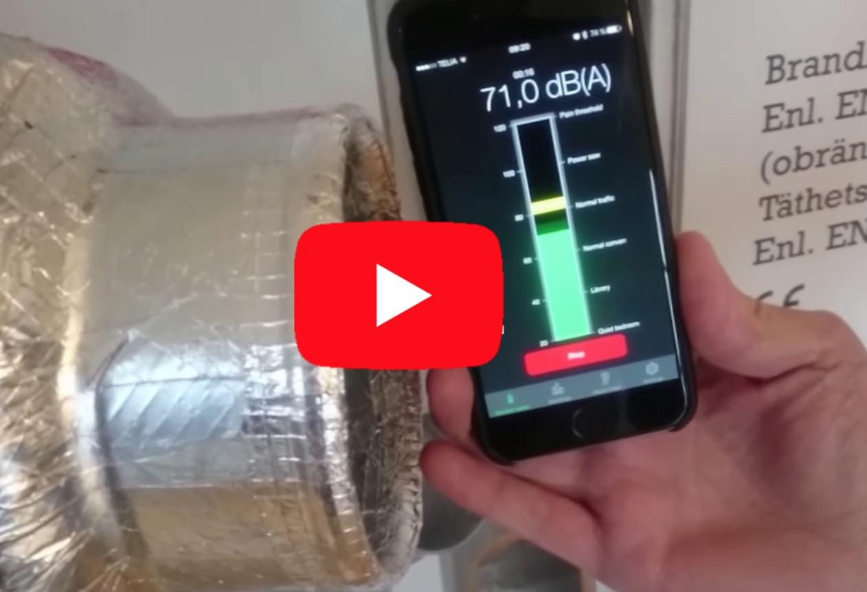 CR Sound Damping vs sheet metal
